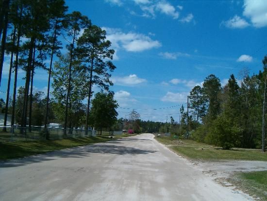Old Airport Estates Road